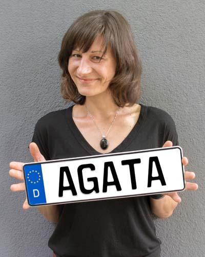 Agata Sklorz
