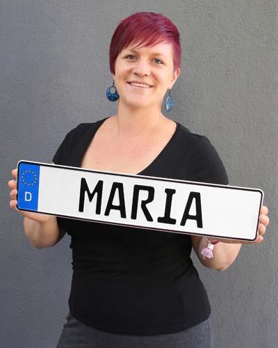 Maria Solisch